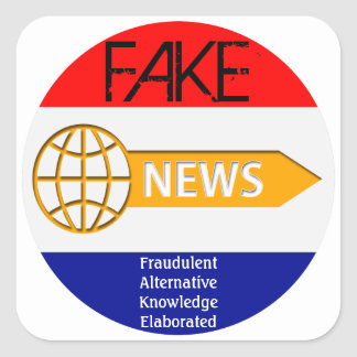 FAKE News Stickers