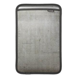 Fake Steel Print MacBook Sleeve