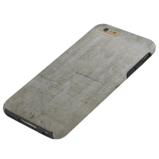 Fake Steel Print Tough iPhone 6 Plus Case