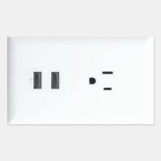 Fake USB Outlet