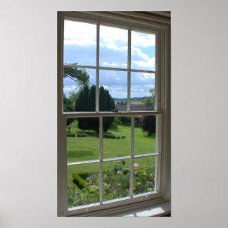 fake window 3 poster
