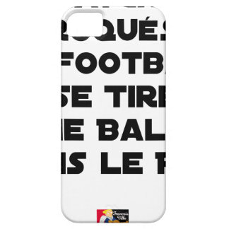 FAKED MATCHES, FOOTBALL SE DRAWS A BALL IN iPhone 5 COVERS