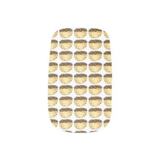 Falafel Pita Sandwich Food Foodie Print Nail Decal