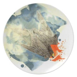 Falcon Diving Plate