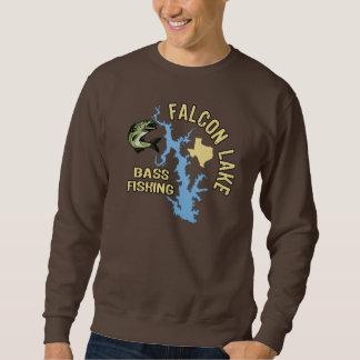 Falcon Lake Bass Fishing Sweatshirt