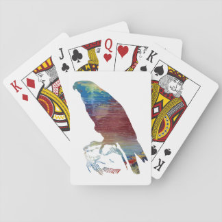 Falcon Poker Deck
