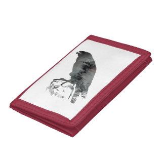 Falcon Tri-fold Wallet