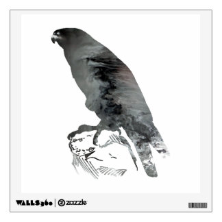Falcon Wall Decal