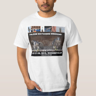 Falcon Watchers Weekend T-shirt