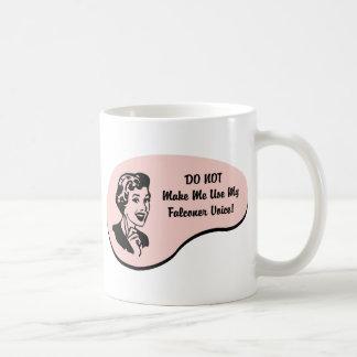 Falconer Voice Coffee Mug