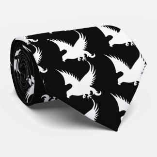 Falcons Pictograph Tie