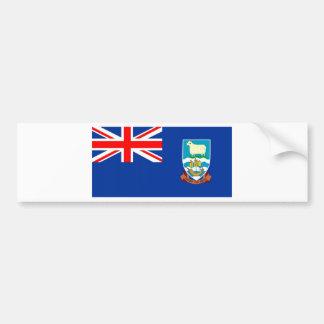 Falkland Islands Bumper Sticker