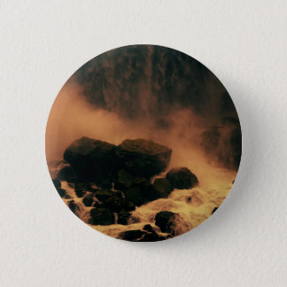 Fall 2 Inch Round Button