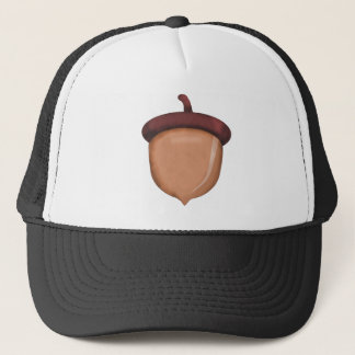 Fall Acorn Trucker Hat