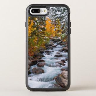 Fall along Bishop creek, California OtterBox Symmetry iPhone 8 Plus/7 Plus Case