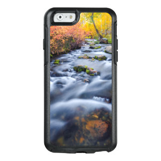 Fall along Lundy Creek, California OtterBox iPhone 6/6s Case