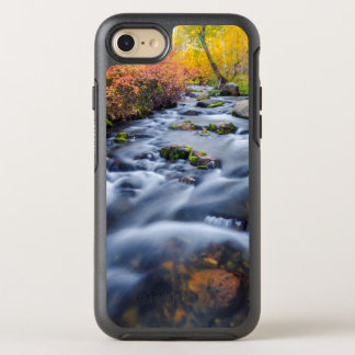 Fall along Lundy Creek, California OtterBox Symmetry iPhone 8/7 Case