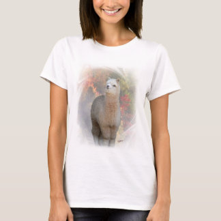 Fall Alpaca T-Shirt