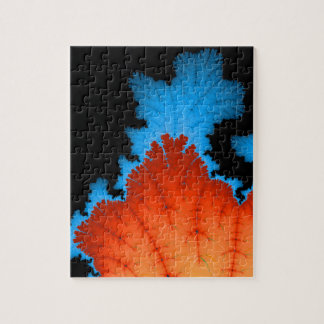 Fall And Winter Jigsaw Puzzle