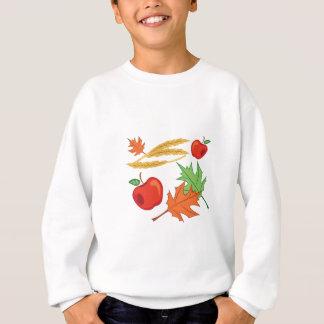 Fall Apples Sweatshirt