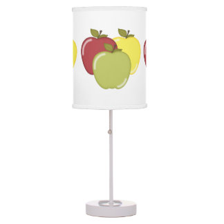 Fall Apples Table Lamp