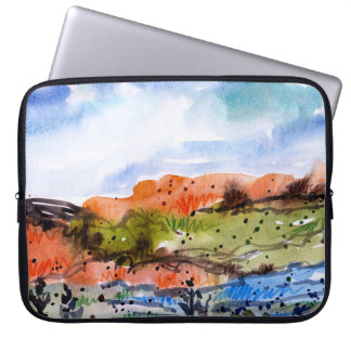Fall Approaches Laptop Sleeve
