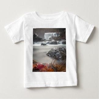 Fall at Middle falls Baby T-Shirt