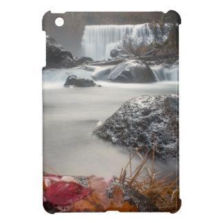 Fall at Middle falls iPad Mini Cases