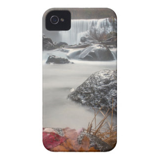 Fall at Middle falls iPhone 4 Case-Mate Case