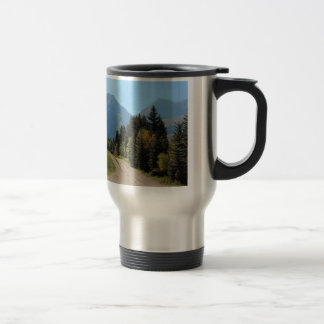 Fall at Sundance Ski Resort Travel Mug