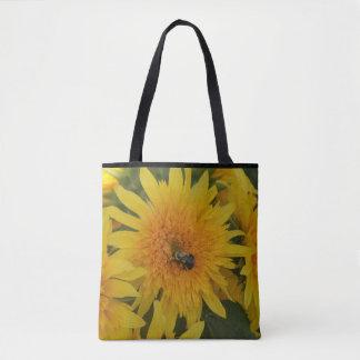 Fall back tote bag