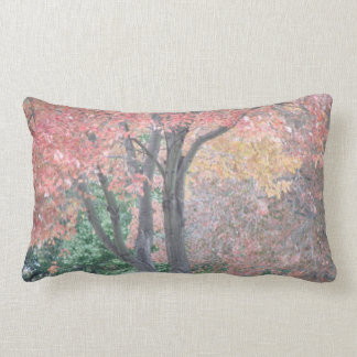 Fall Beauty Lumbar Pillow