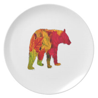 Fall Bliss Party Plates