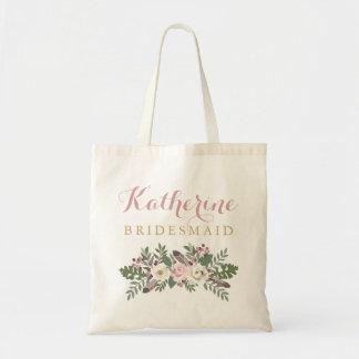 Fall Boho Flowers | Wedding Bridal Party