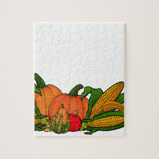 fall border jigsaw puzzle