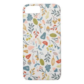 Fall Botanical iPhone 8/7 Case