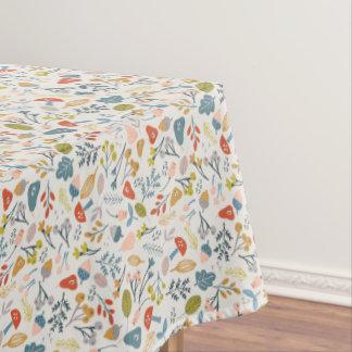 Fall Botanical Tablecloth