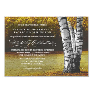 Fall wedding invitations announcements zazzle canada for Wedding invitations idaho falls
