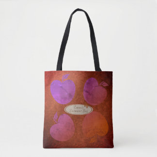 Fall Collection Emma's Statement Apple Bag