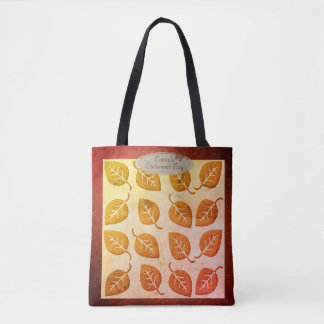 Fall Collection Emma's Statement Bright Autumn Bag