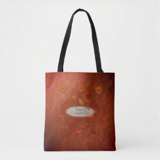 Fall Collection Emma's Statement Floral Bag