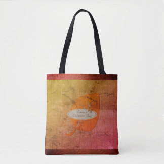 Fall Collection Emma's Statement Leaf Bag