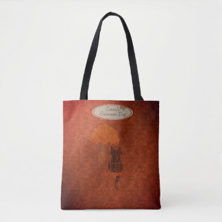 Fall Collection Emma's Statement Stitched Cat Bag