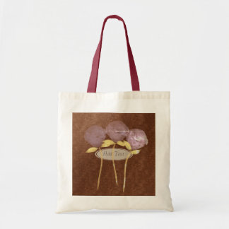 Fall Collection: Personalized Autumn Rose Tote