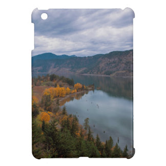 Fall Color along Columbia River Gorge Oregon Case For The iPad Mini