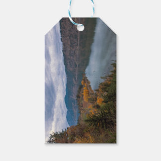 Fall Color along Columbia River Gorge Oregon Gift Tags