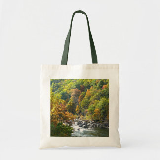 Fall Color at Ohiopyle State Park Tote Bag