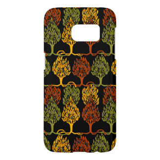 Fall Color Trees Samsung Galaxy S7 Case