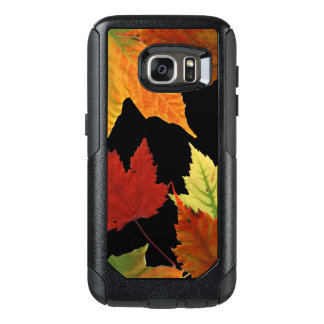 Fall Colors Autumn Leaves OtterBox Samsung Galaxy S7 Case