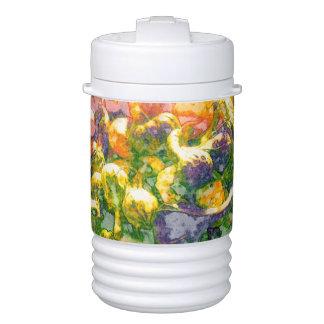 Fall Colors Igloo Beverage Cooler